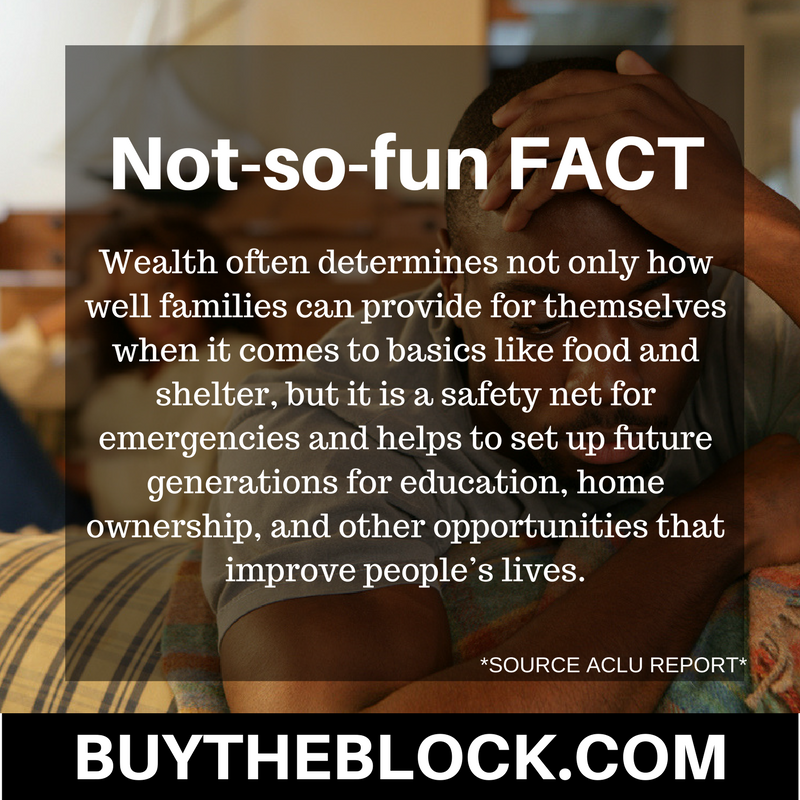 Not So Fun Fact Did You Know Https Www Buytheblock Com Investing Black Entrepreneurs Challenge The Status Quo