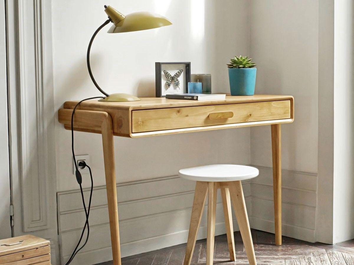 Table de bureau pour ordinateur en bon état meubles et