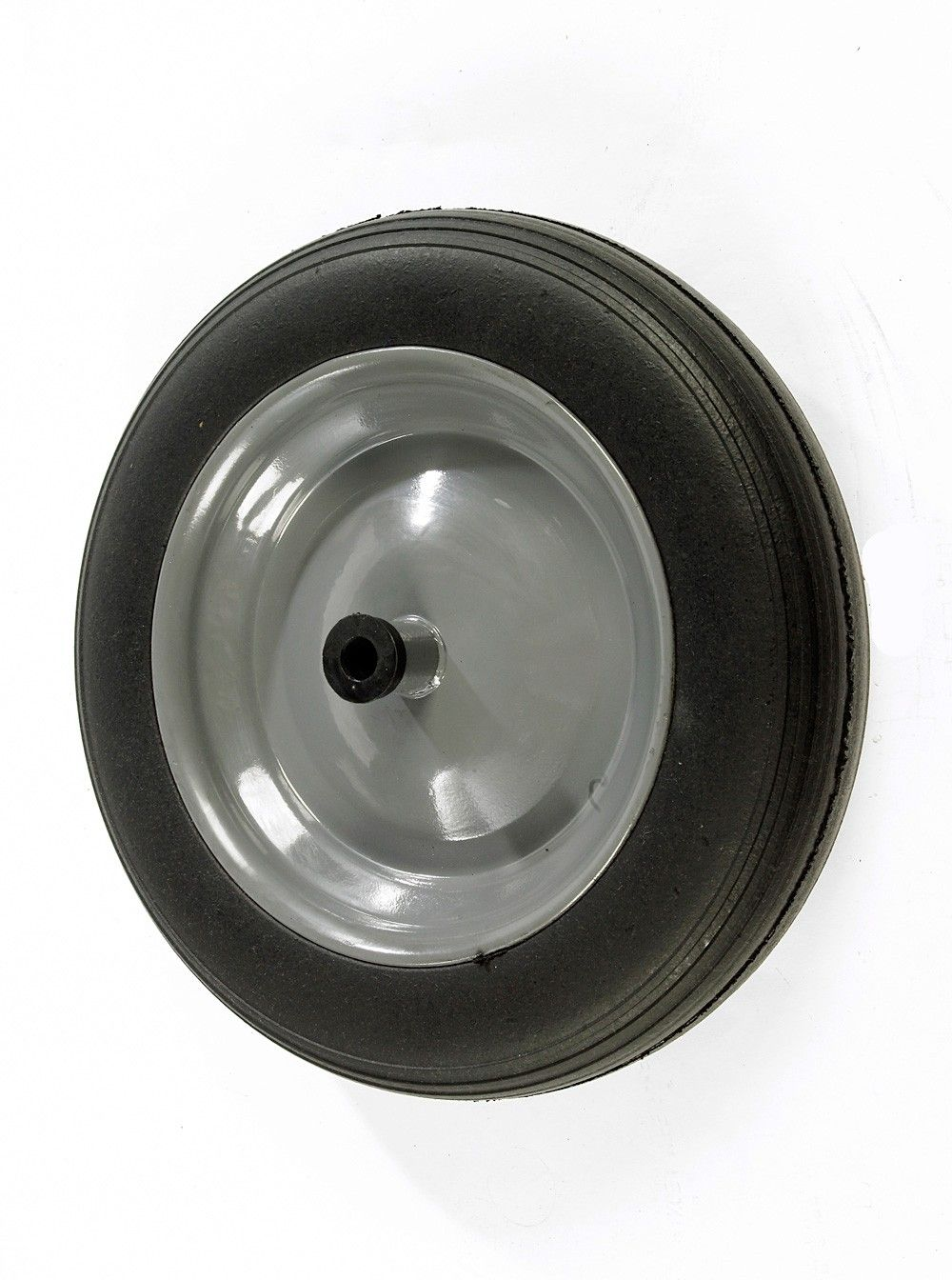 Chillington Solid Wheelbarrow Wheels Replacement 330mm 930900130 Wheelbarrow Wheels Wheelbarrow Spare Parts