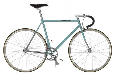 Bianchi Pista Via Condotti 2010 Single-Speed