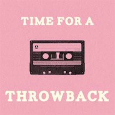 10 Throwback Songs You Need to Listen To Right Now