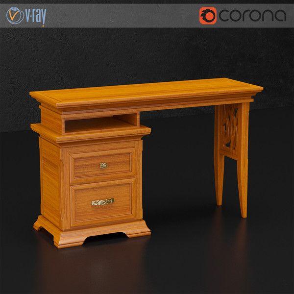 Dall Agnese table  #models #3dmodeling #modeling #turbosquid #3dartist #viktor_log #design #interior