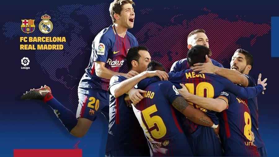 A Qué Hora Juega Barcelona Vs Real Madrid Y En Qué Canal Ver El