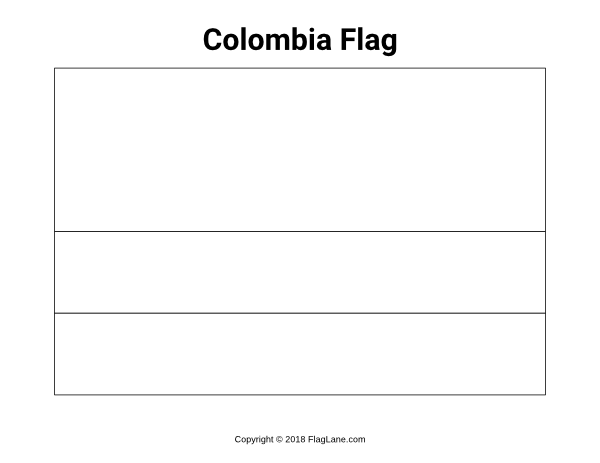 Free Printable Colombia Flag Coloring Page Download It At Https Flaglane Com Coloring Page Colombian Flag Colombia Flag Flag Coloring Pages Colombian Flag