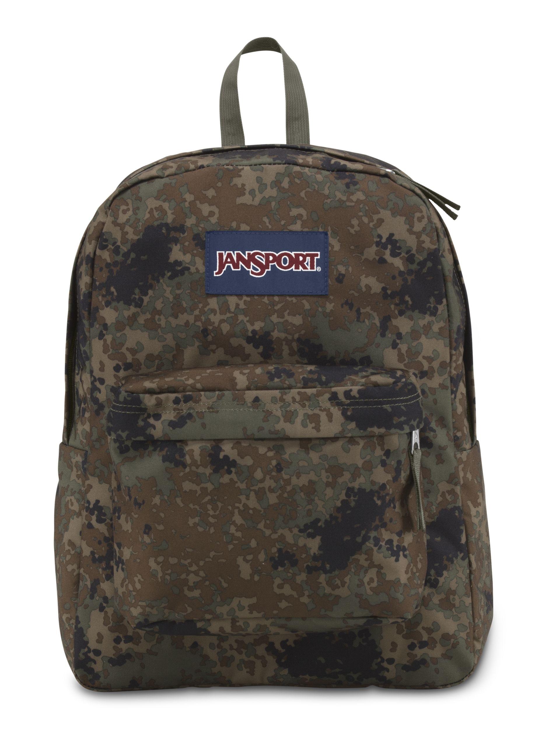 Superbreak® backpack | JanSport, Backpacks and Camo