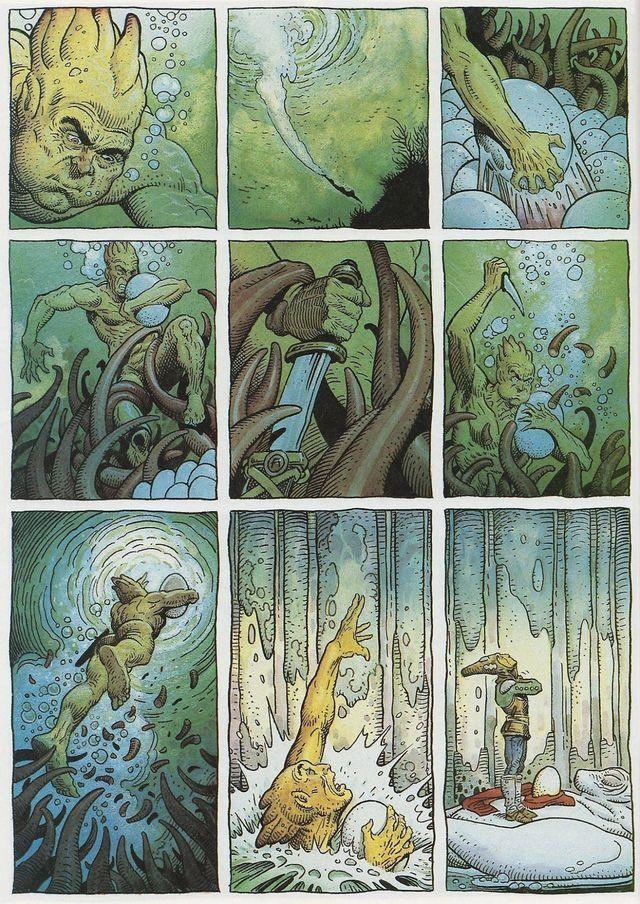 "Moebius Art on Twitter: ""#MoebiusArt #Moebius #art #ComicArt #Comics https://t.co/Nx53wsUVVp"""