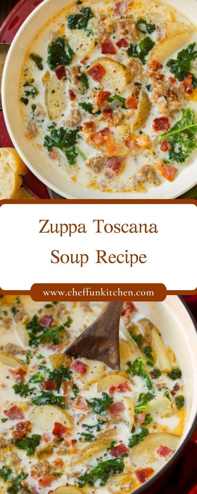 Zuppa Toscana Soup Recipe #zuppatoscanasoup Zuppa Toscana Soup Recipe #zuppatoscanasoup