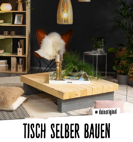 Photo of Build coffee table Bernd yourself – all furniture