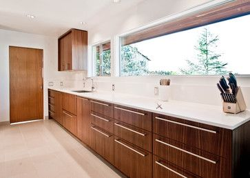 Mid Century Kitchen Remodel | Mid Century Modern Kitchen Remodel - midcentury - kitchen - seattle ...