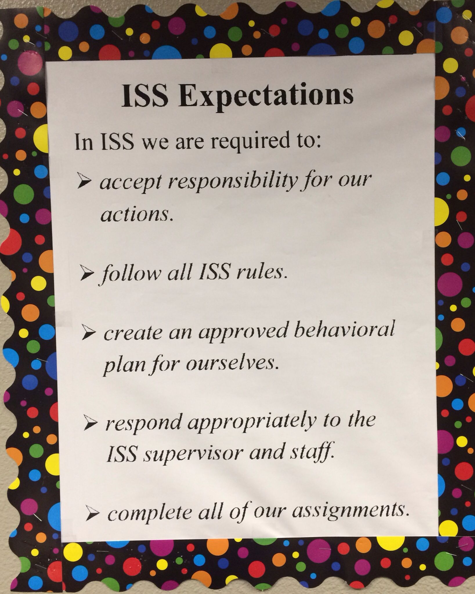 Uncategorized In School Suspension Worksheets in school suspension expectations resource room pinterest expectations