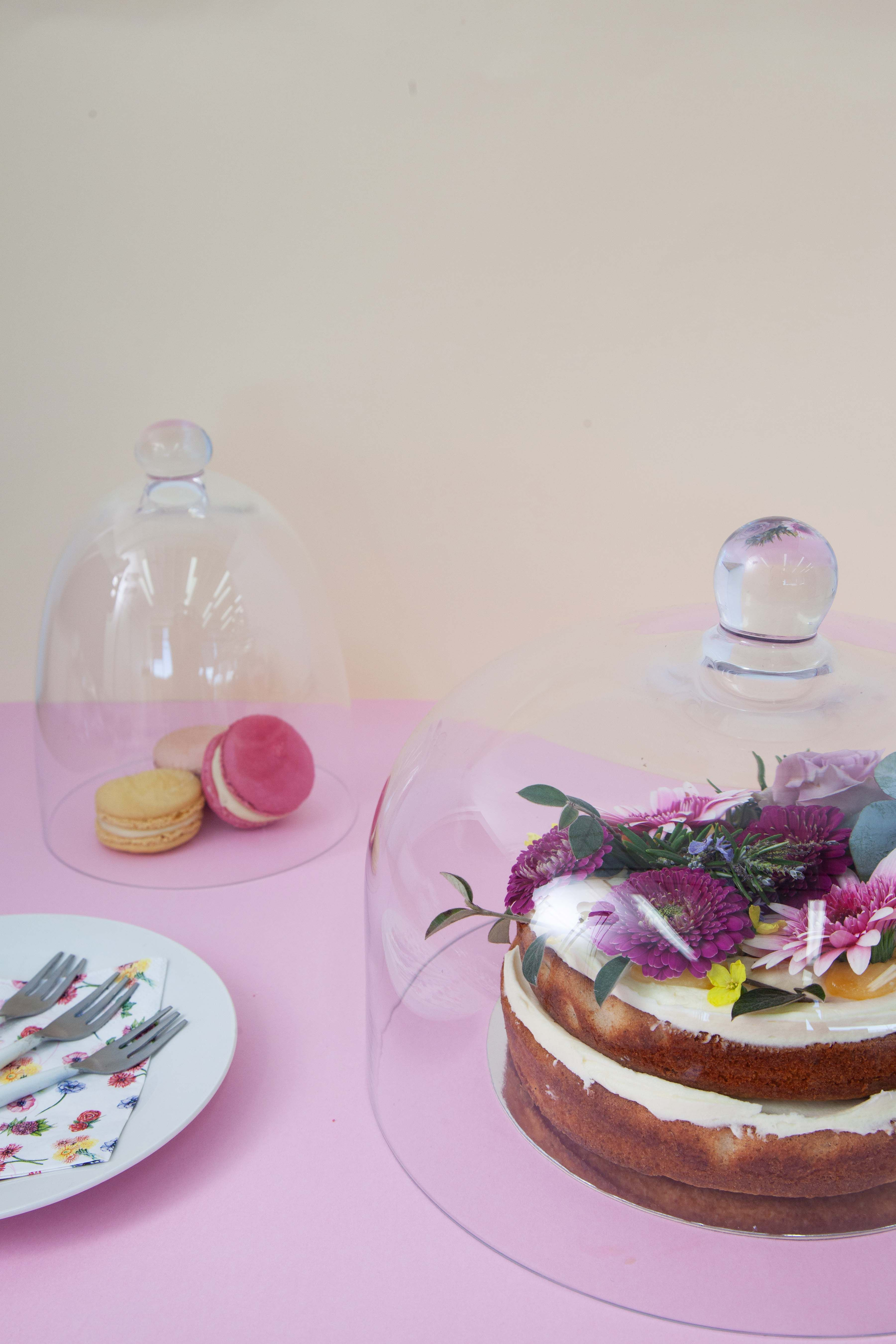 Classic Glass Cloches Dining and entertaining, Glass