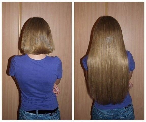 como hacer crecer el pelo rapidamente en un dia