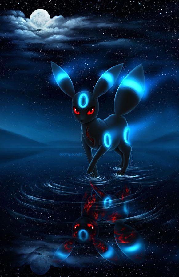 Umbreon Art Pokémon Pokémon Pokemon Eevee Und Pokemon Umbreon