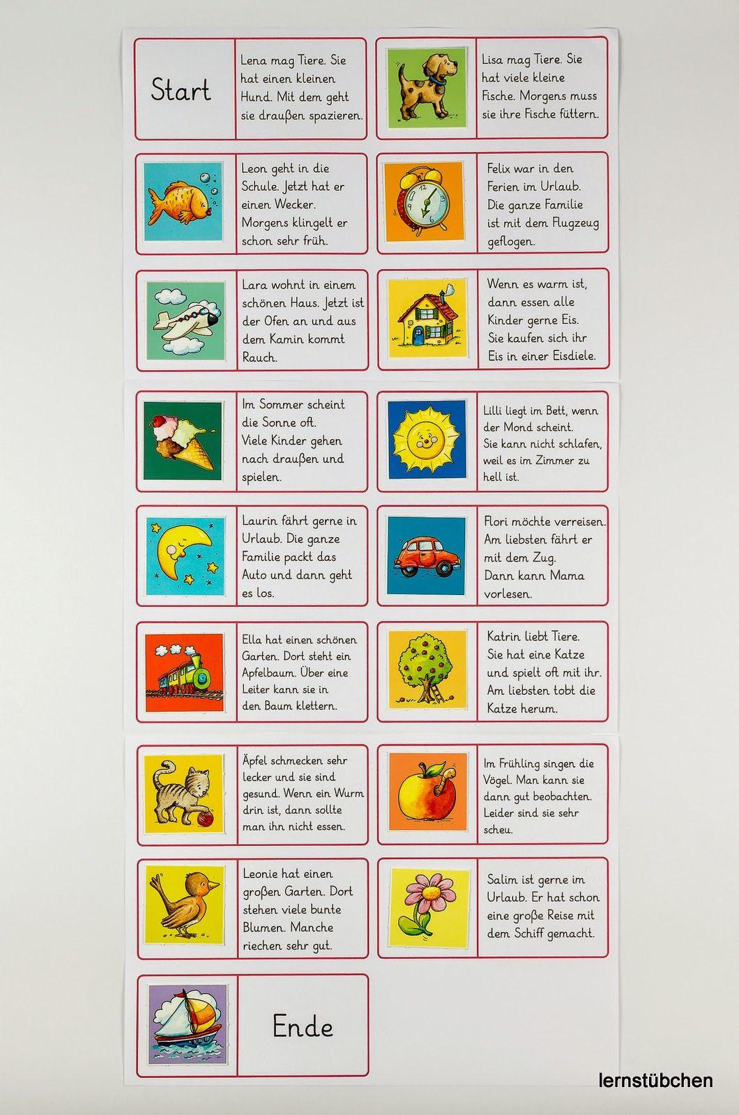 Lernstübchen: und wieder mal eine Idee für die Lesekiste | Ideen 1 ...