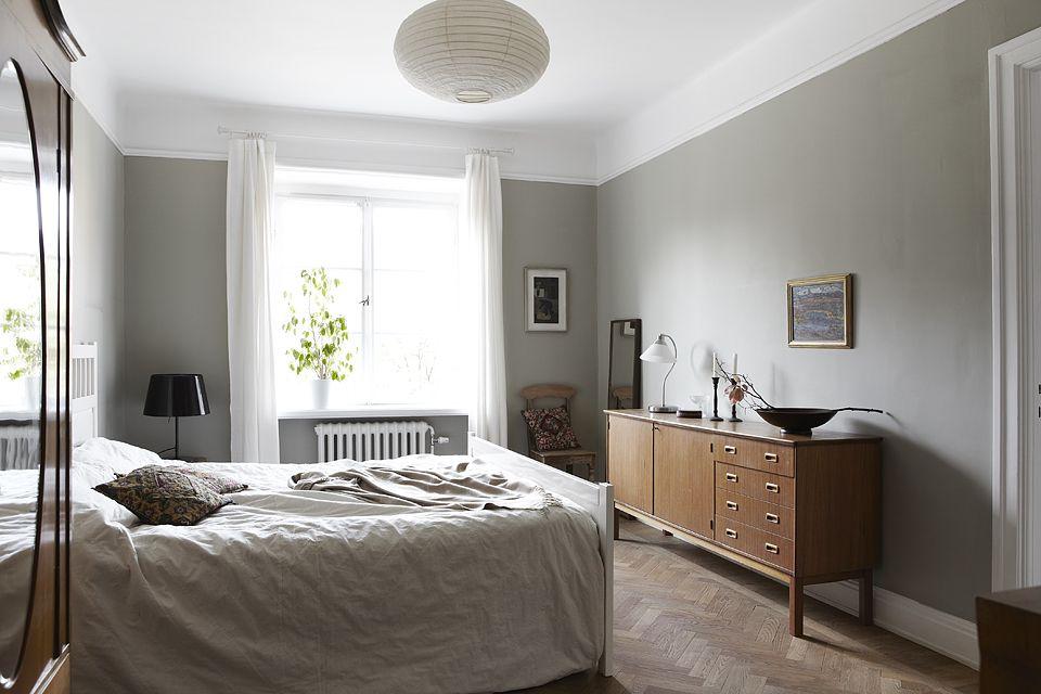 Utvalda Selected interiors #26 Grå, Sovrum och Färg