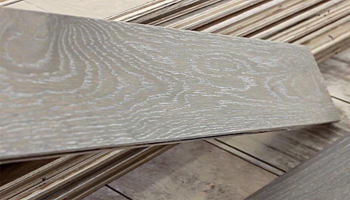 Best Custom Grey Stained Hardwood Prefinished Hardwood Solid 640 x 480