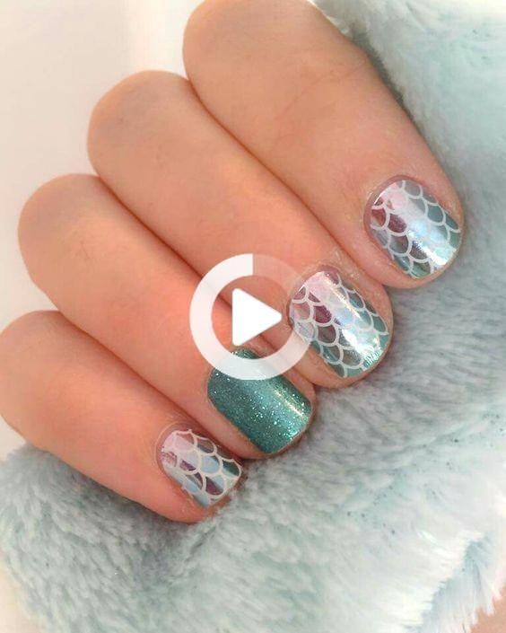 acrylic nails; gel n