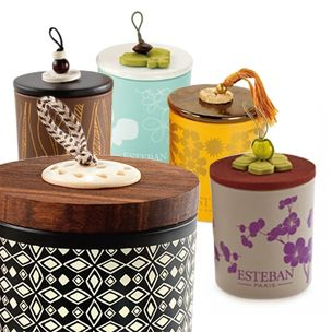 Esteban Paris Decorative Luxury Candles - #gifts