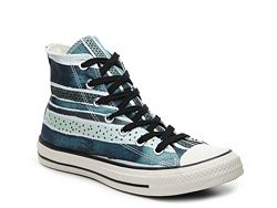 575ba9ef127d3c Converse Chuck Taylor All Star Printed High-Top Sneaker--on DSW ...