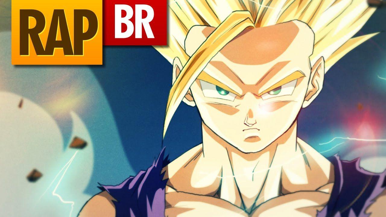 Rap Do Gohan Dragon Ball Z Tauz Raptributo 04 Com Imagens
