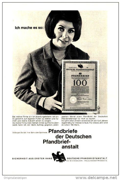 OriginalWerbung/Inserat/ Anzeige 1965 1/1SEITE
