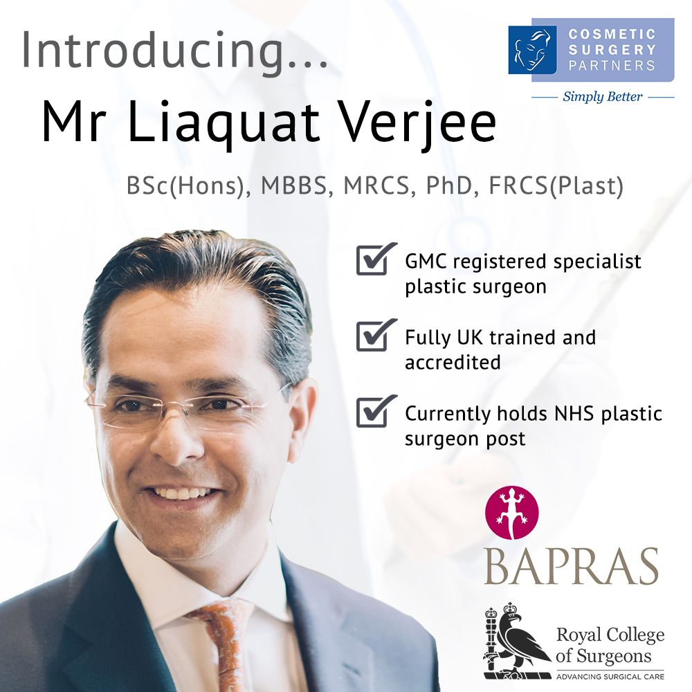 We are very proud to announce and Mr Liaquat