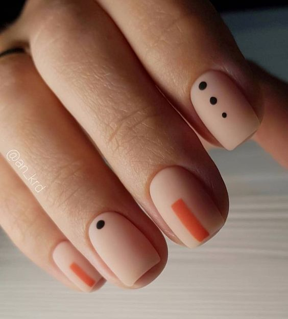 39 Stunning Minimalist Nail Arts for Everyday Style