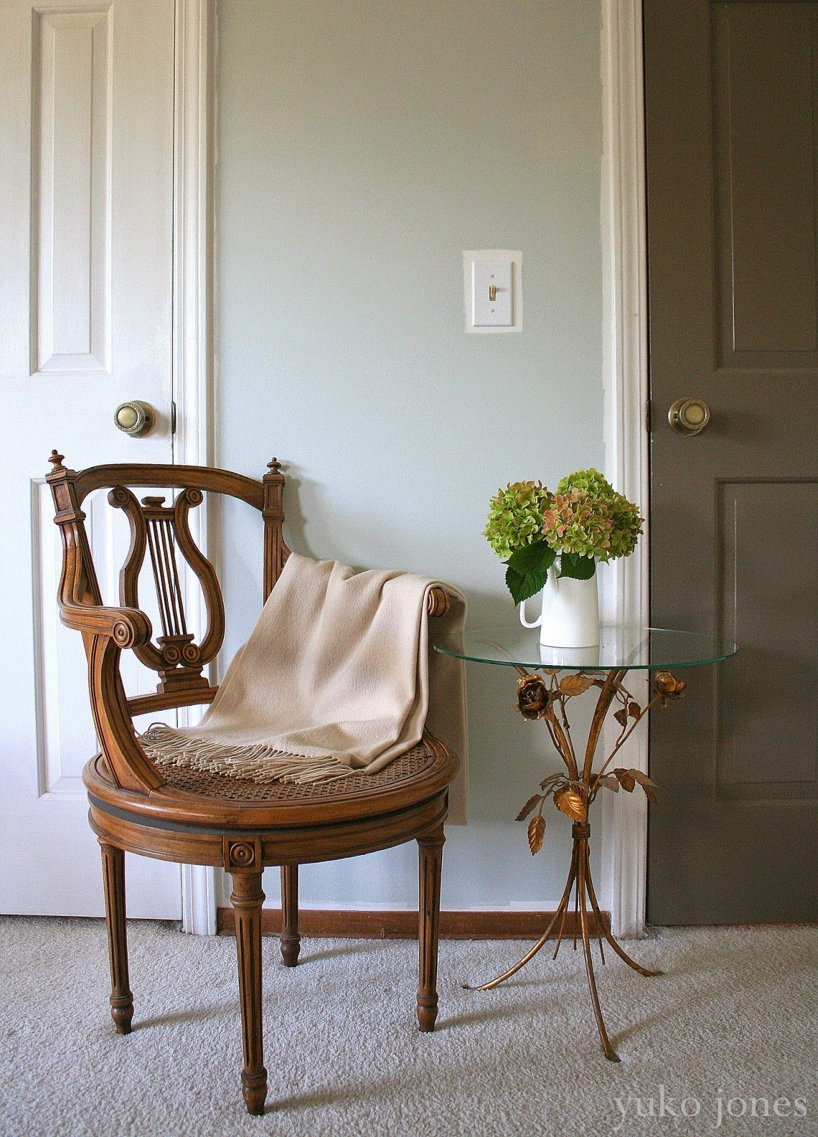 benjamin moore gray cashmere  bedroom paint colors master