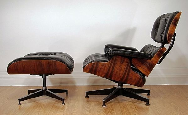 Real Or Fake? The Model 670 Lounge Chair And 671 Ottoman Designed By  Charles And