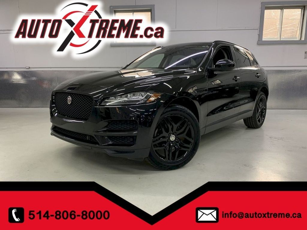2018 Jaguar F Pace Premium Montréal Nord Jaguar New Cars Latest Cars