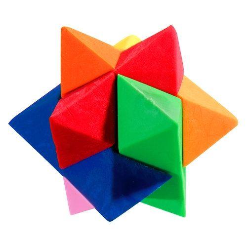 Puzzle Eraser Star - Great fidget toy  | Classroom