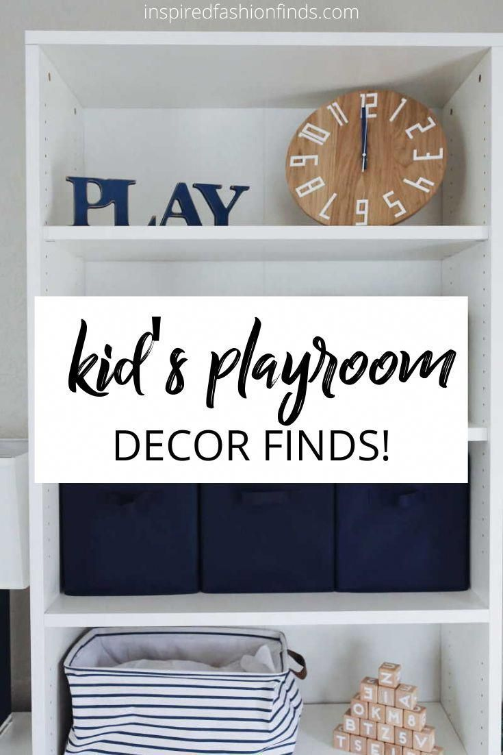 Looking for playroom decor and organization on a budget? You've come to the right place! Check out these amazing products. Mostly from Amazon! #playroom #playroomorganization #playroomdecor #modern #moderndecor #modernhome #budgetfriendlydeocr #toyorganization #kidsroom #playarea #mom #children #amazondecor #CoolPlayroom