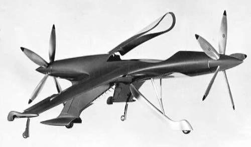Luigi Colani - C-309 unlimited racer plane,1968