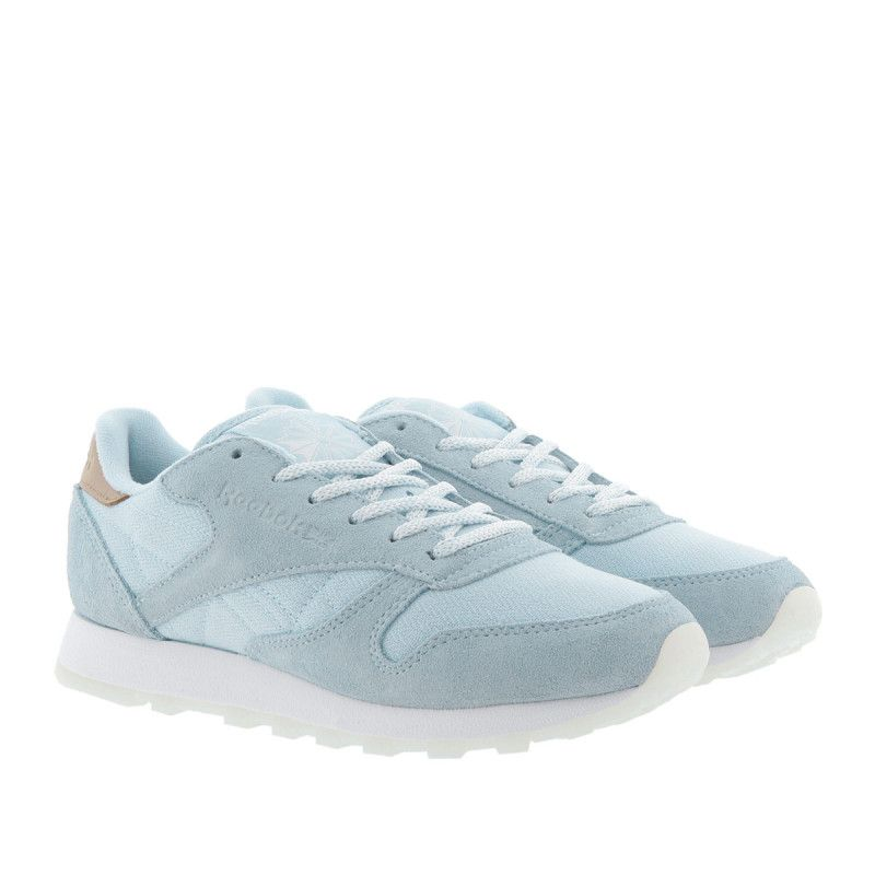 b3f330652aa awesome Reebok Reebok Sneakers - Classic Leather Sea You Later Gable  Grey White - in