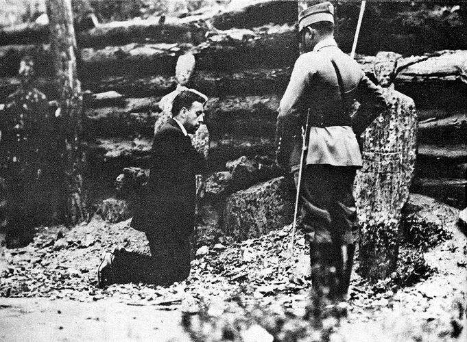 Blessed Miguel Agustin Pro execution photo | Cristero war, Catholic,  Mexican revolution