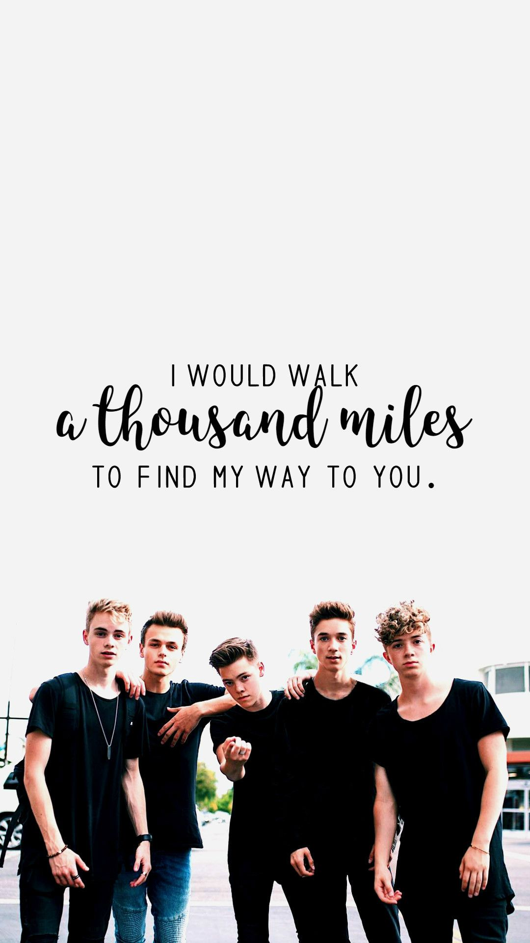 Image result for why dont we wallpaper (With images