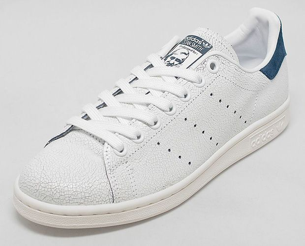 Adidas Originals Stan Smith Leather Trainers