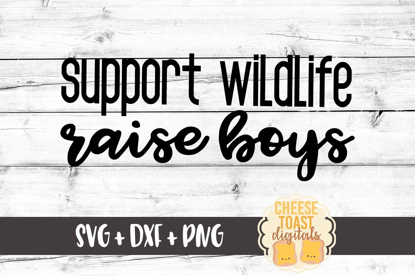 Support Wildlife Raise Boys SoFontsy Chaos coordinator