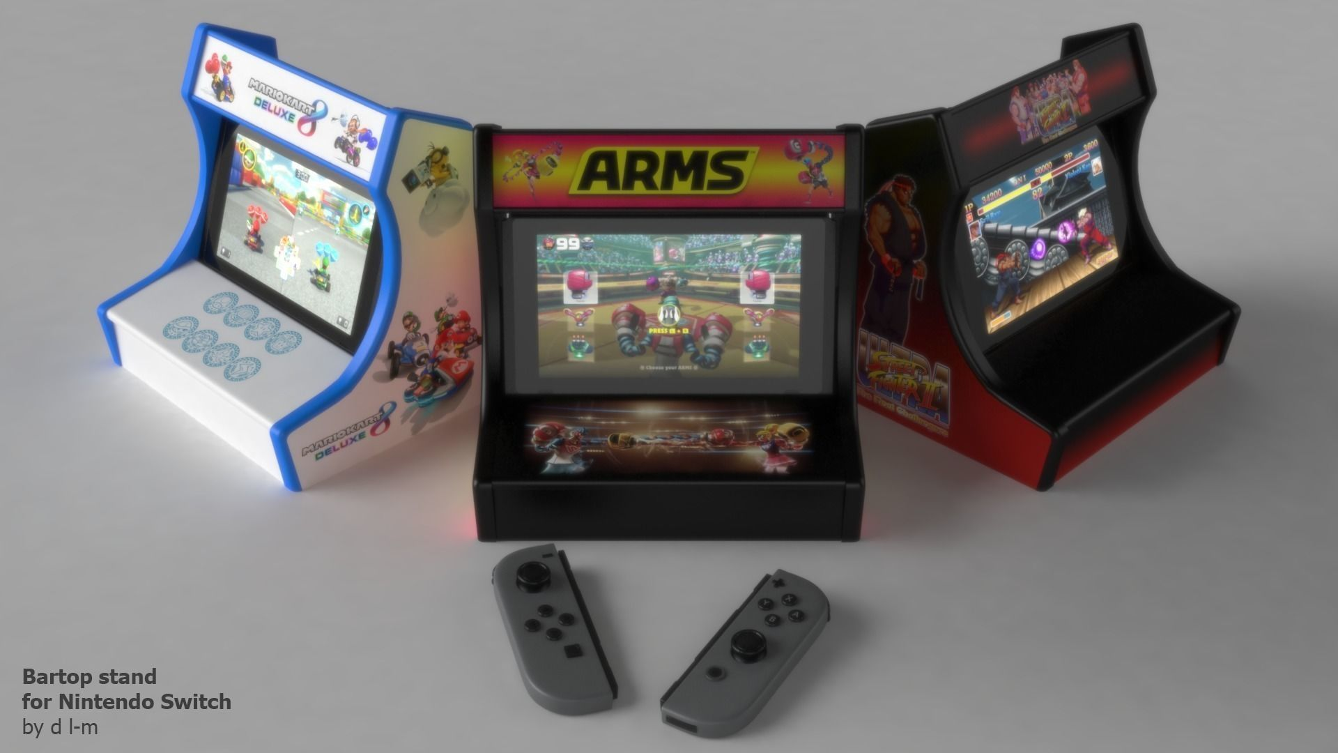 Resultado de imagen para nintendo switch arcade cabinet