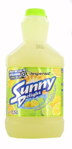 Sunny Delight Granizado De Limón Supersol 1 Vaso 0 5 P Y 2 Vasos 1 5 P Dieta Puntos Alimentos Granizados