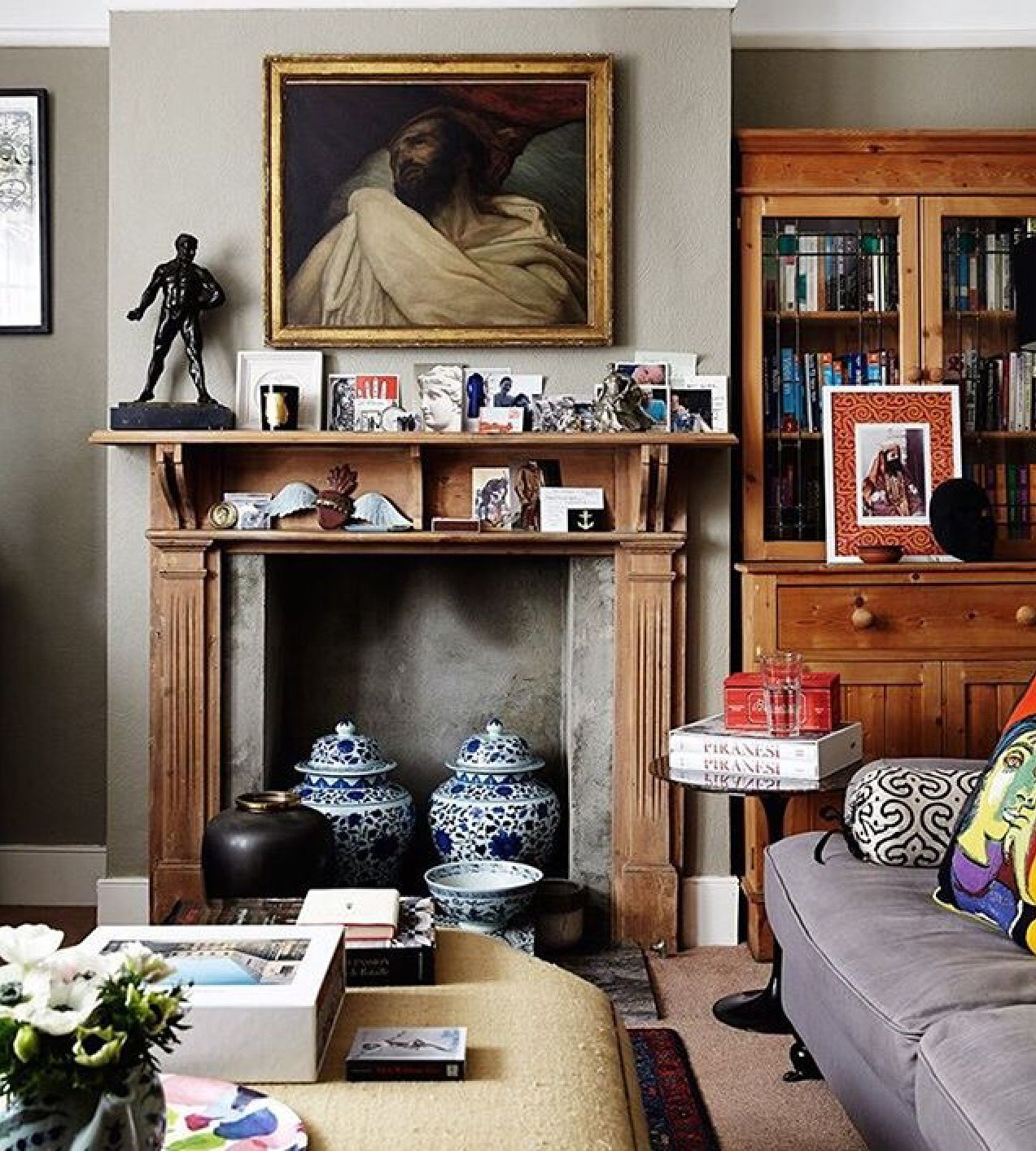 Pinchristopher Bentley On Where The Hearth Is  Pinterest Extraordinary Interior Design Living Room Small Flat 2018