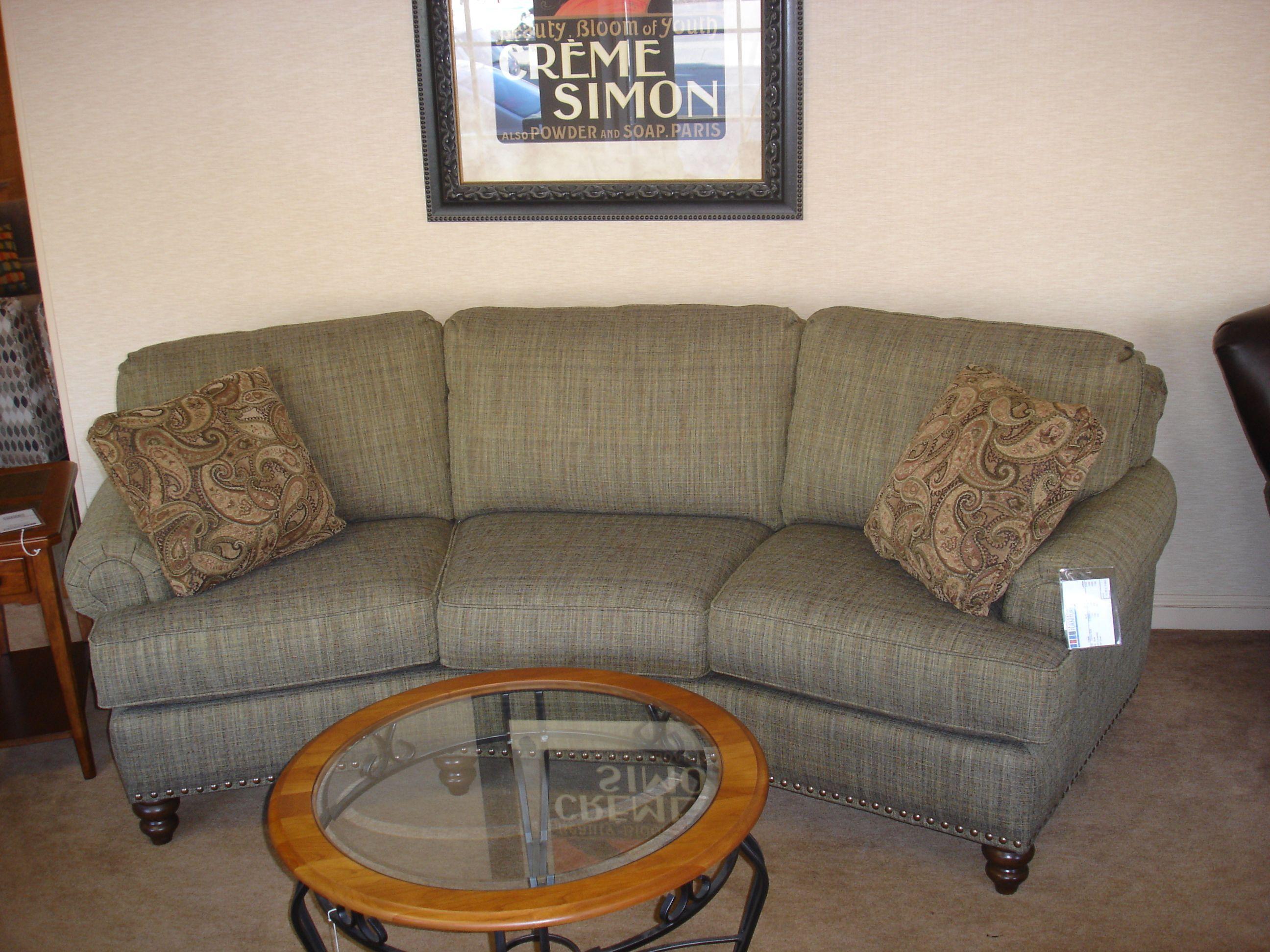 Smith Brothers Conversation Sofa