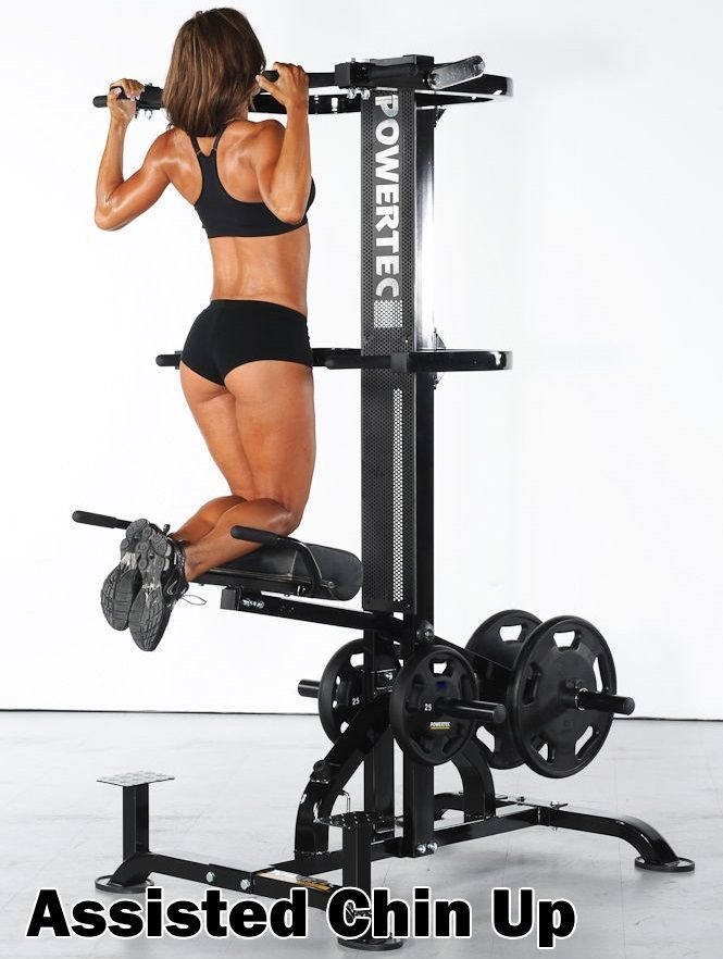 Powertec Leverage Assisted Chin Up Dips L Cda13 Power Tower Pull Up Station For Sale Aud 1 099 00 See Photos Money Back Guarantee Sam Exercise Ejerc