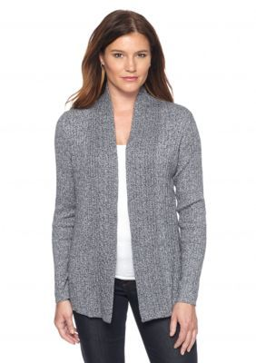 Kim Rogers  Cable Cardigan
