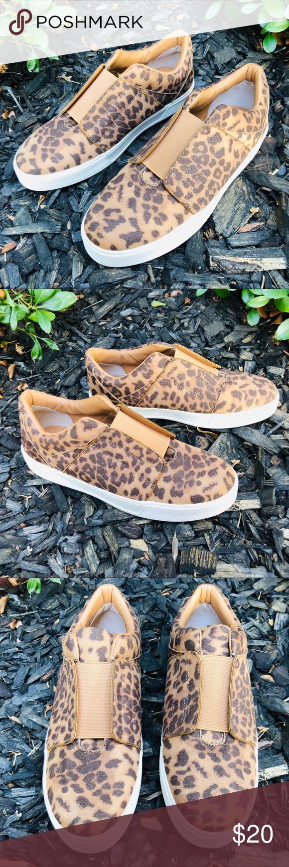 Very Volatile Forza Leopard Sneaker