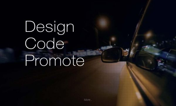 Websites Design With Parallax Effect 32 Creative Examples Website Design Inspiration Web Design Website Design Trends
