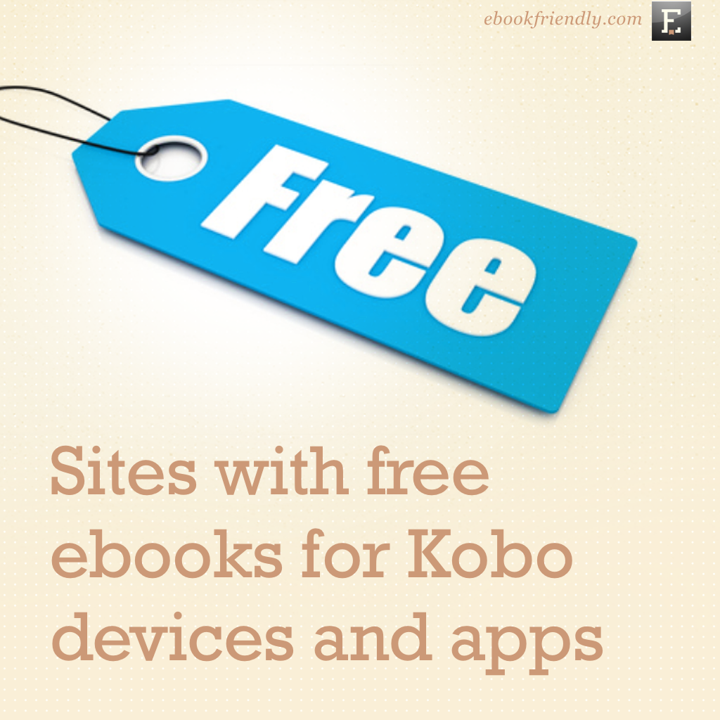 how to download ebooks to kobo for free