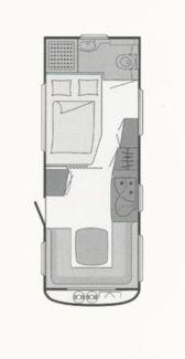 dethleffs camper eighty i 540sb mover solar sat autark in kr alt tting neu tting wohnmobile. Black Bedroom Furniture Sets. Home Design Ideas