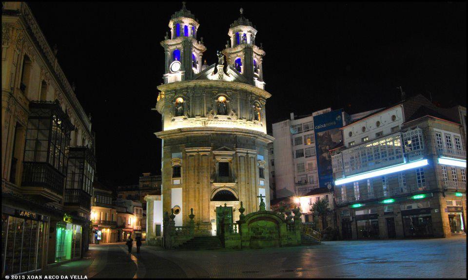 Santuario de La Peregrina Pontevedra
