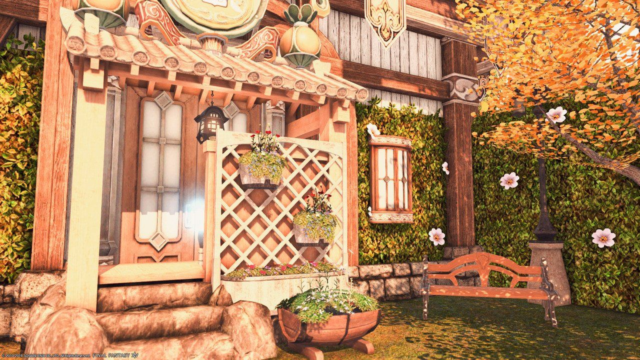 Ffxiv Housing Decoration Ideas Best Of ashen Bride S ...
